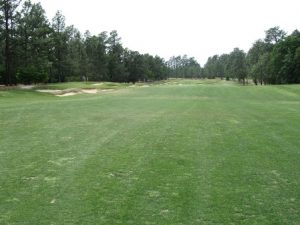 The 4th Hole at Pinehurst Golf Club